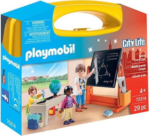 School Carry Case by PLAYMOBIL #70314