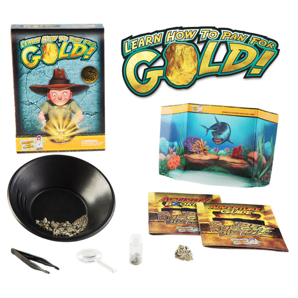 Pan for Gold Kit by Dr. Cool