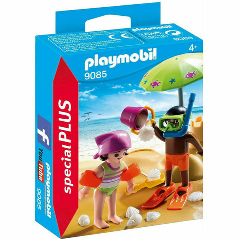 Children at the Beach by PLAYMOBIL #9085
