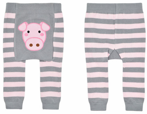 Pig Boogie Tights 6-12m by Piero Liventi # LIVBBT-18