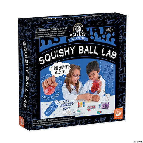 Science Academy: Squishy Ball Lab by Mindware