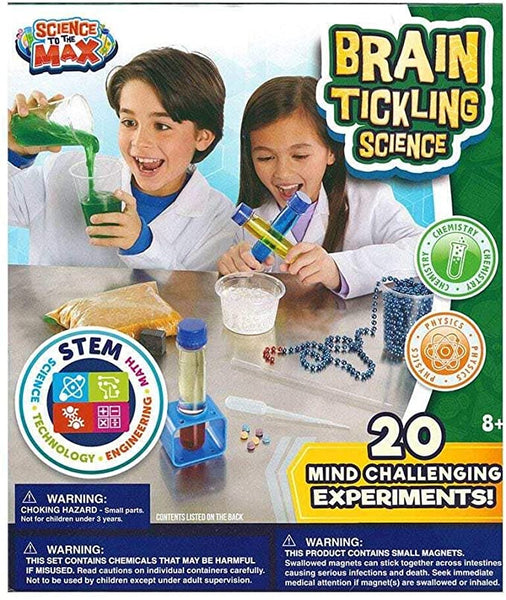 Brain Tickling Science by Be Amazing