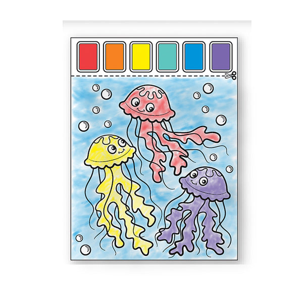 Paint with Water - Ocean by Melissa & Doug #3176