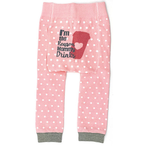 I'm the Reason Boogie Tights 12-24m by Piero Liventi # LIVTGT-06