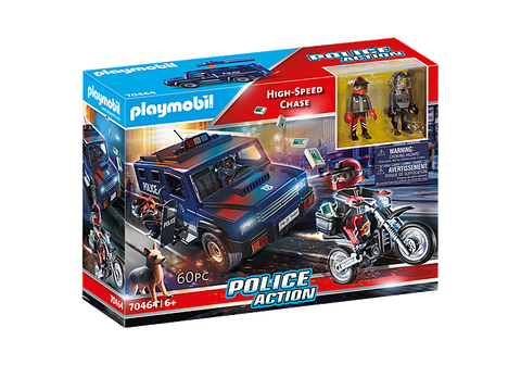 High-Speed Chase by PLAYMOBIL #70464