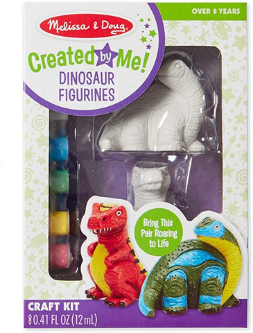 Created by Me! Dinosaur Figurines by Melissa & Doug #