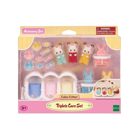 Triplets Care Set by Calico Critters # CF1906