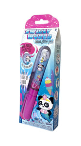 Swirly World Pen Mer-Panda Princess by Bright Stripes