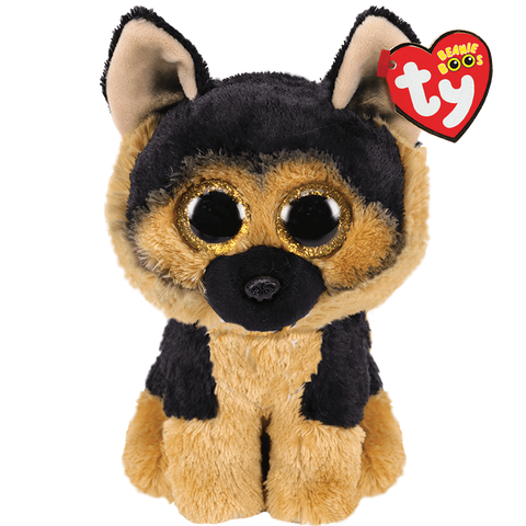 "Spirit German Shepard Beanie Boo 6"" by TY"