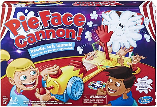 Pie Face Cannon by Hasbro