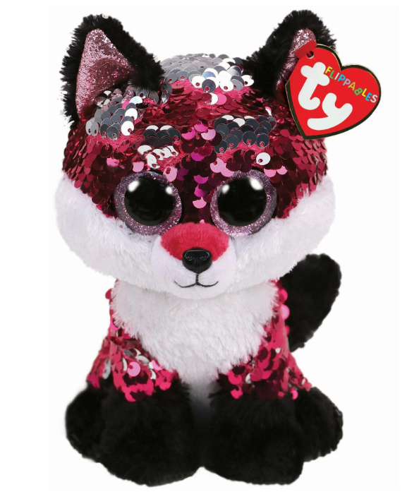"Jewel Flippables Beanie Boo 13"" by TY"