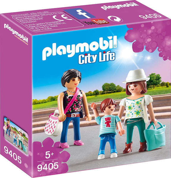 Shoppers by PLAYMOBIL #9405