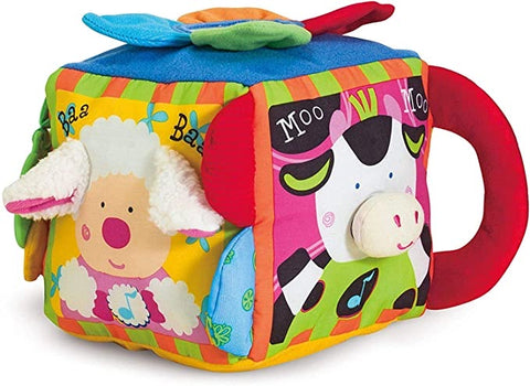 Musical Farmyard Cube by Melissa & Doug #9177