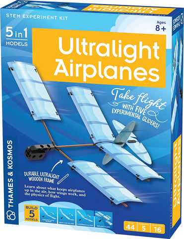 Ultralight Airplanes by Thames & Kosmos # 550014