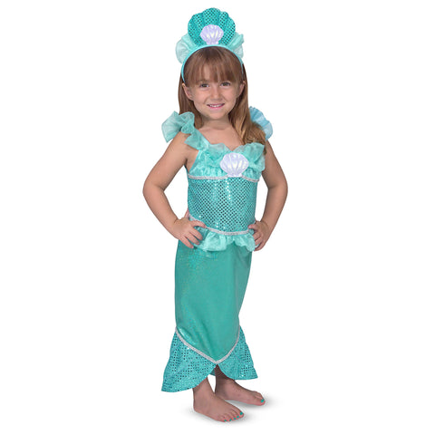 Mermaid Dressup Costume by Melissa & Doug #8501