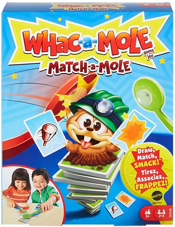 Match a Mole by Mattel