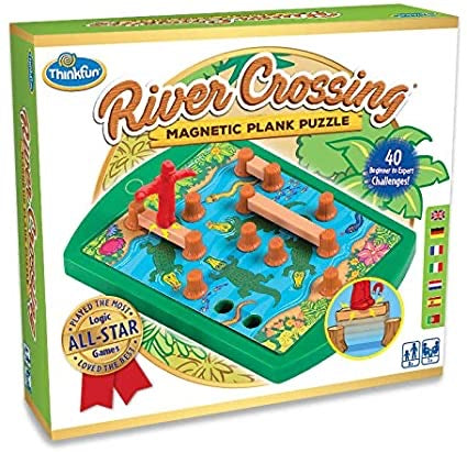River Crossing by Thinkfun