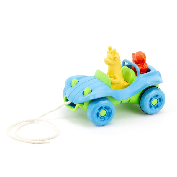 Dune Buggy Pull Toy - Blue by Green Toys