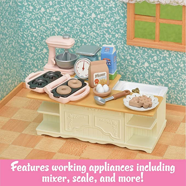 Kitchen Island by Calico Critters