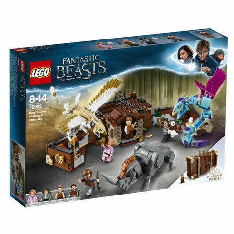 LEGO Harry Potter Fantastic Beasts Newt's Case of Magical Creatures #6212639