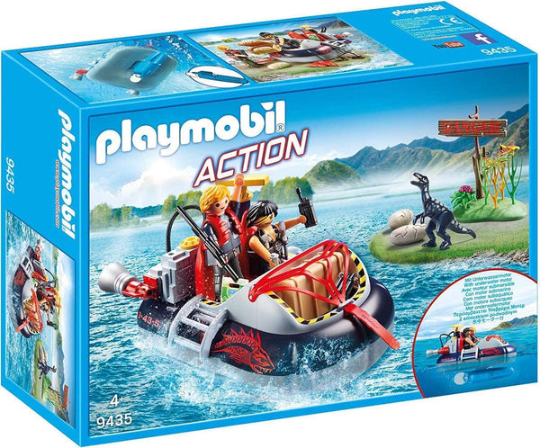 Dino Hovercraft with Underwater Motor by PLAYMOBIL #9435