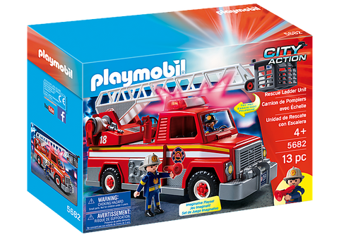 Rescue Ladder by PLAYMOBIL #5682