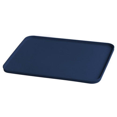 Green Sprouts Placemat Navy