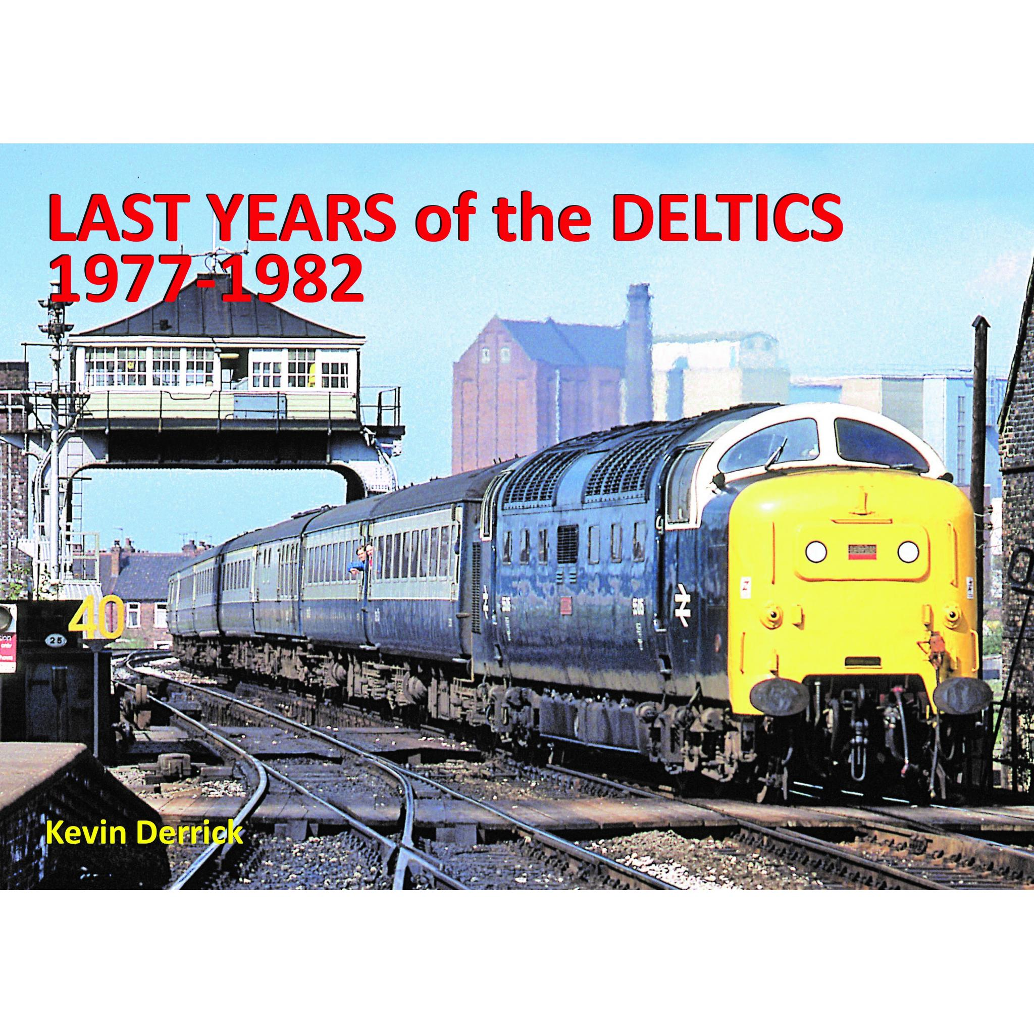 Last Years of the DELTICS 1977 -1982