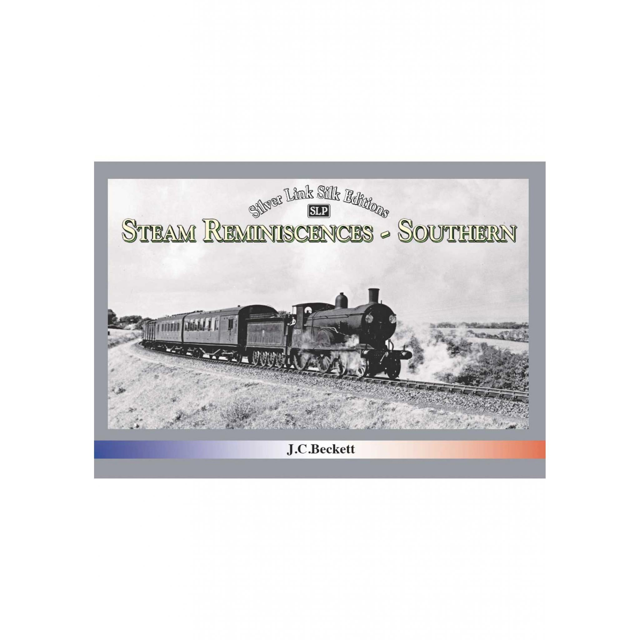 STEAM REMINISCENCES - SOUTHERN