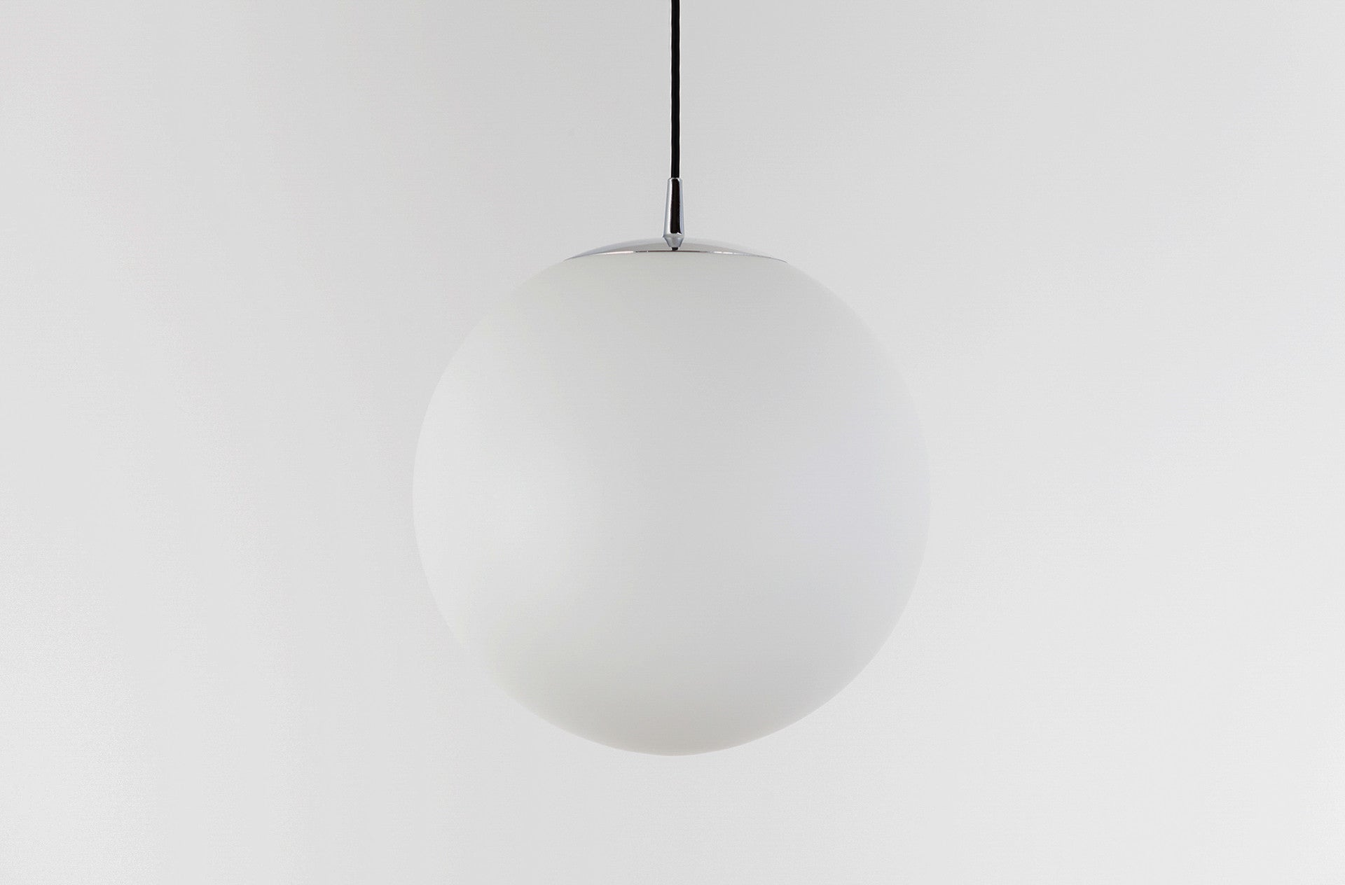 XL Opaque Globe by Peill & Putzler