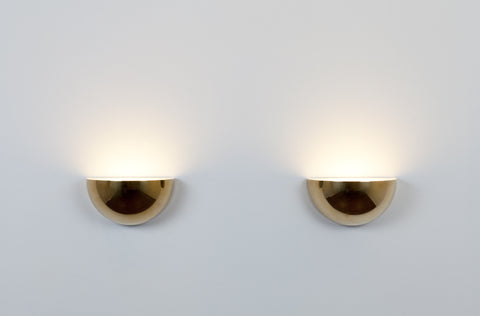 Quarto wall light by Claus Bonderup & Torsten Thorup