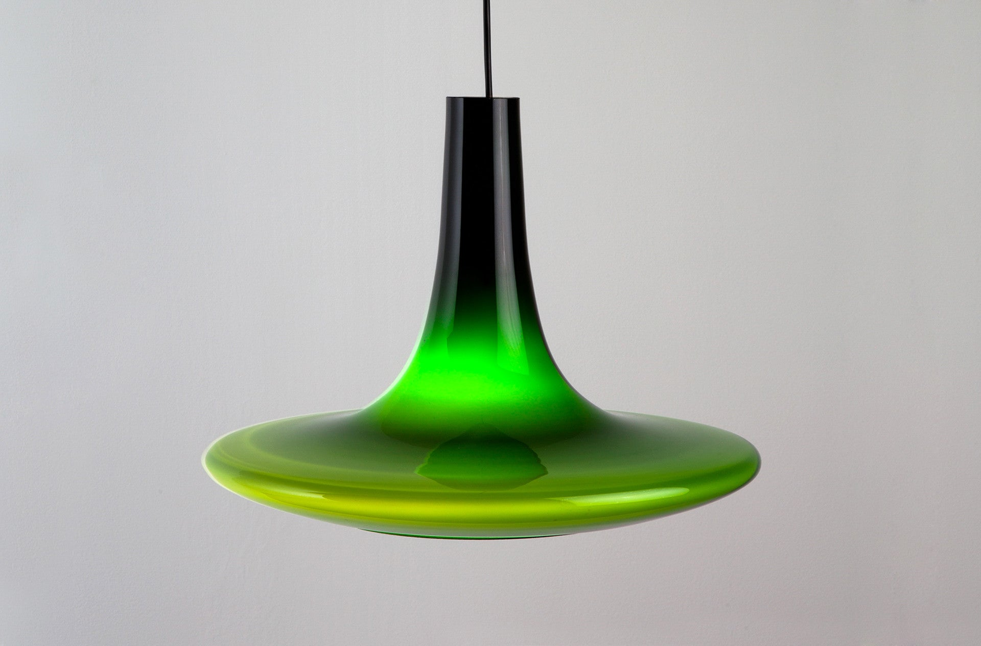Murano glass pendant by Peill & Putzler