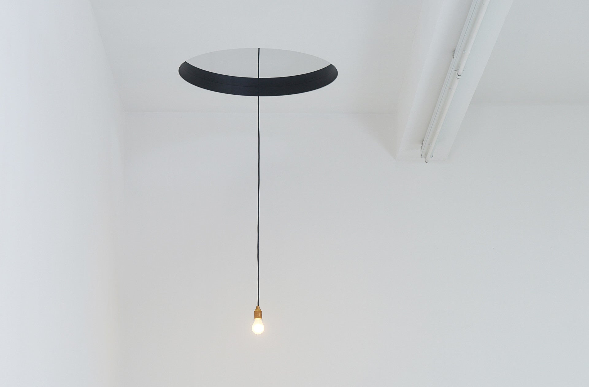 Endless Lamp by Gijs Van Vaerenbergh