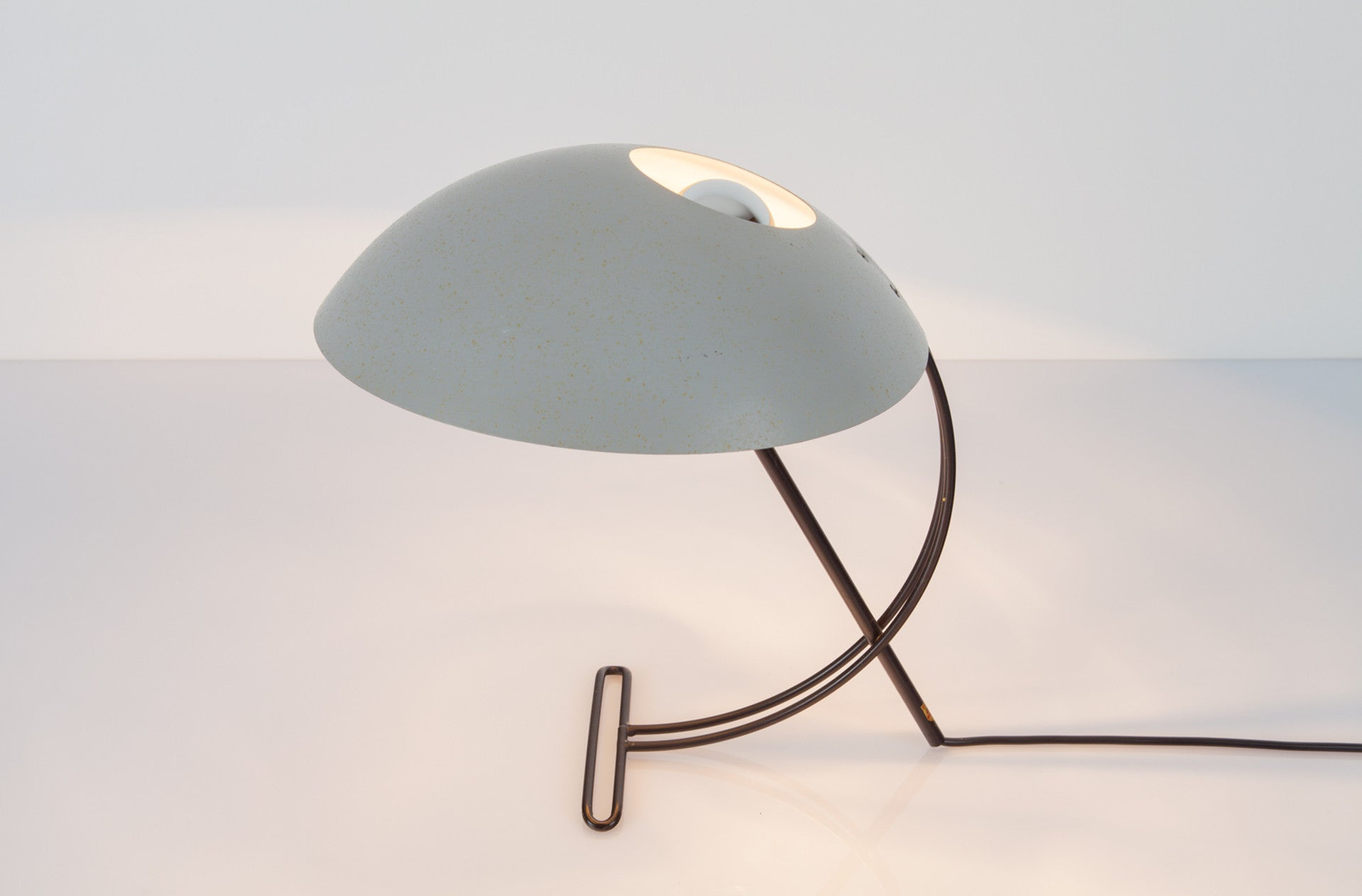 NB100 desk lamp by Louis Christiaan Kalff