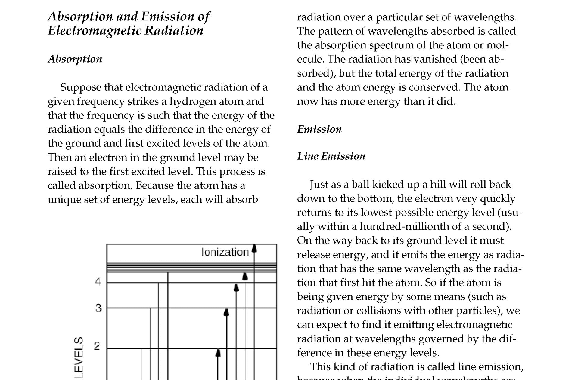 The Nature of Electromagnetic Radiation by Wesley Meuris