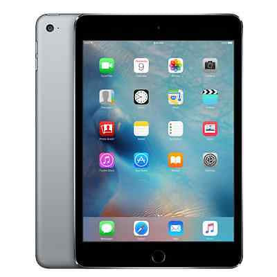 Apple iPad Mini 4 Wifi version 64GB Space Grey Colour Brand New Sealed Package