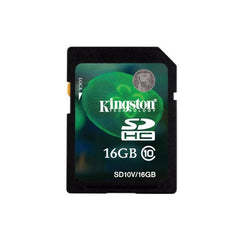 Kingston 16GB SDHC Class 10