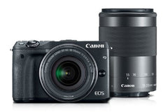 Canon EOS M3 kit (18-55)(22mm) Black (Jap)
