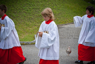 Confessions of an Altar Boy
