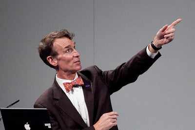Bill Nye, Not the Philosopher Guy