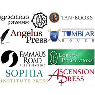 12 Catholic Publishers You Can Trust