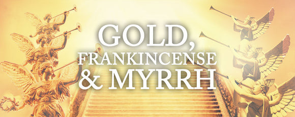 Gold, Frankincense, & Myrrh by Ralph Adams Cram