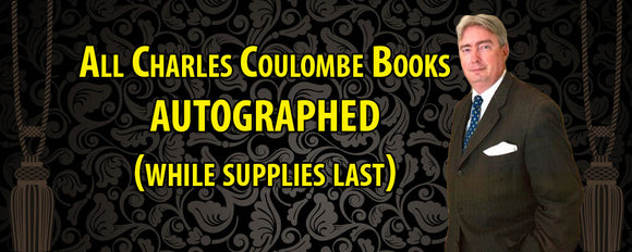 Autographed Books by Charles Coulombe