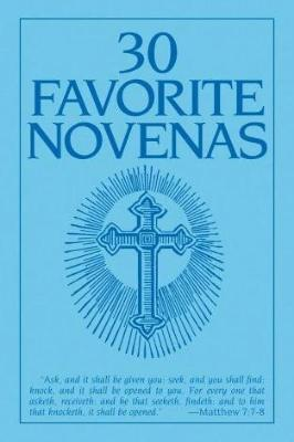 Thirty Favorite Novenas - Tumblar House