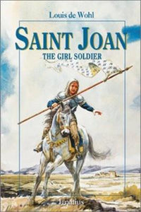 Saint Joan: The Girl Soldier - Tumblar House