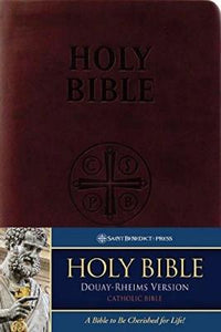 Catholic Bible: Douay-Rheims