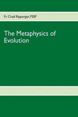 The Metaphysics of Evolution
