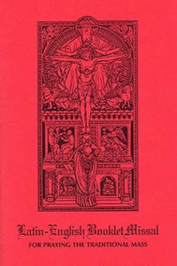 Latin-English Booklet Missal