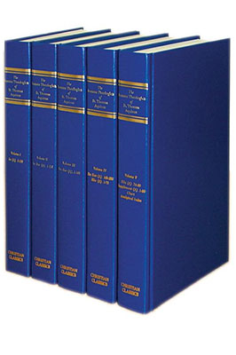 The Summa Theologica of St. Thomas Aquinas (5 Volumes)