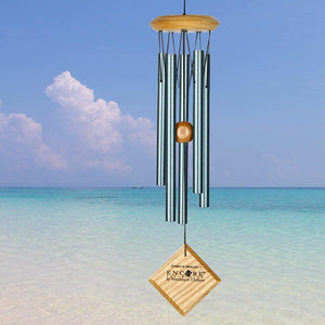 Encore Collection Verdigris Chimes of Mercury Windchime